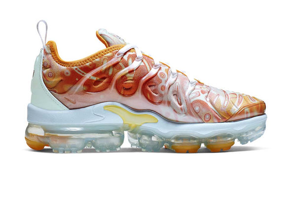 Nike Wmns Air VaporMax Plus QS Teal Tint/Orange Peel/Ember Glow