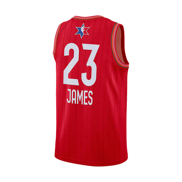 NBA Swingman Jersey LeBron James All-Star
