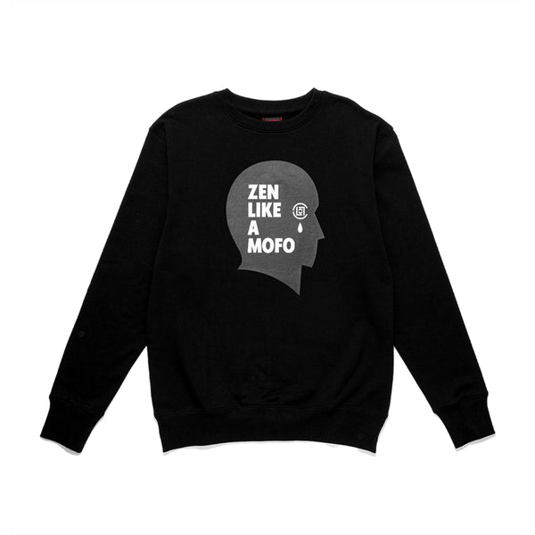 Head Crewneck Sweatshirt