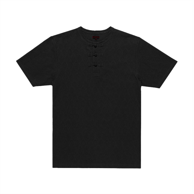 Chinese Henley T-Shirt