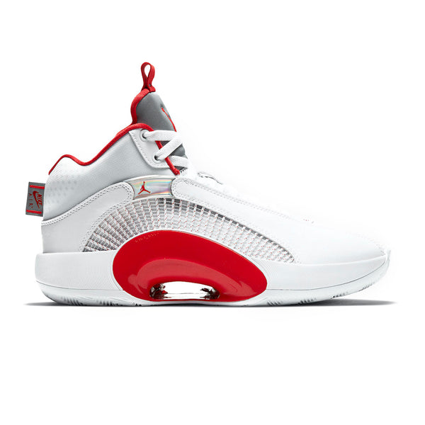 Air Jordan 35 'Fire Red'