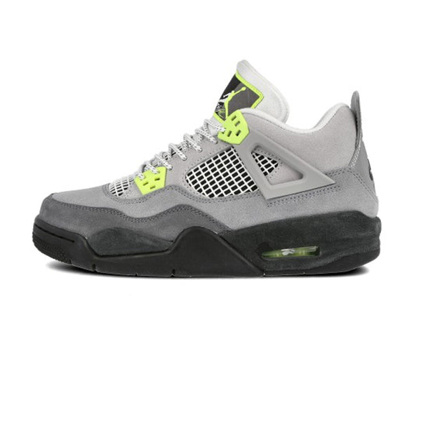 Air Jordan 4 Retro SE Neon '95 (GS)