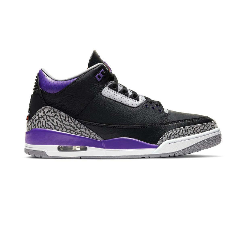 Air Jordan 3  'Court Purple'