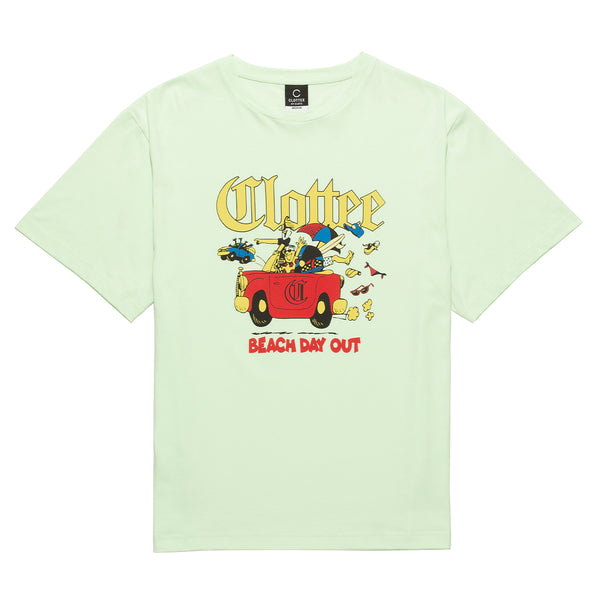 Beach Day Out S/S Tee