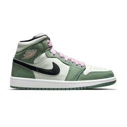 Wmns Air Jordan 1 Mid SE 'Dutch Green'