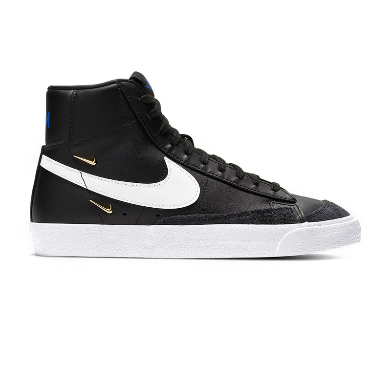 Wmns Blazer Mid '77 SE 'Sisterhood - Black Metallic Gold'