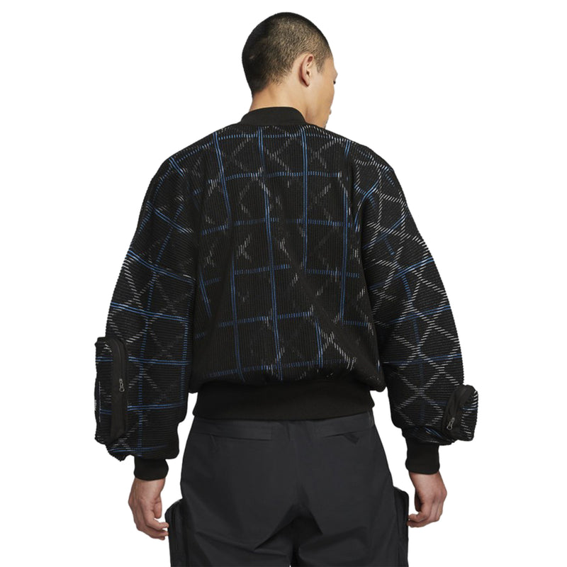 + UNDERCOVER Knit MA-1 Jacket