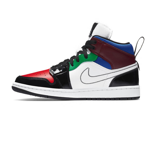 Wmns Air Jordan 1 Mid SE 'Multi-Color'