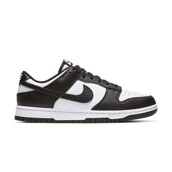 Wmns Dunk Low 'Black White'