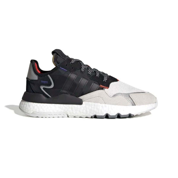 adidas Originals NITE JOGGER SHOES CORE GREY THREE / GREY THREE / CLOUD WHITE