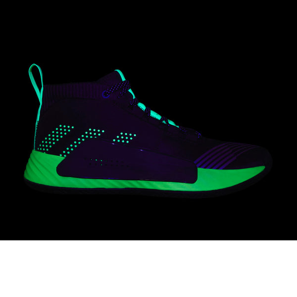 Dame 5 'Star Wars Lightsaber Green'
