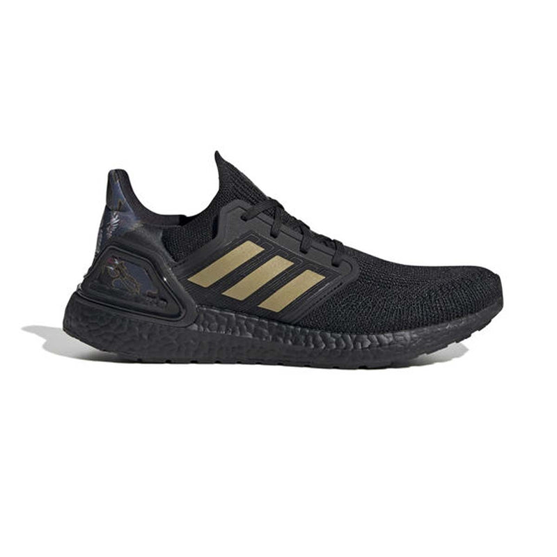 "adidas Ultraboost 20 ""CNY"" CORE BLACK / GOLD METALLIC / SIGNAL CORAL"