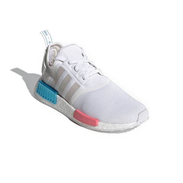 Wmns NMD_R1 'White Grey Hazy Rose'