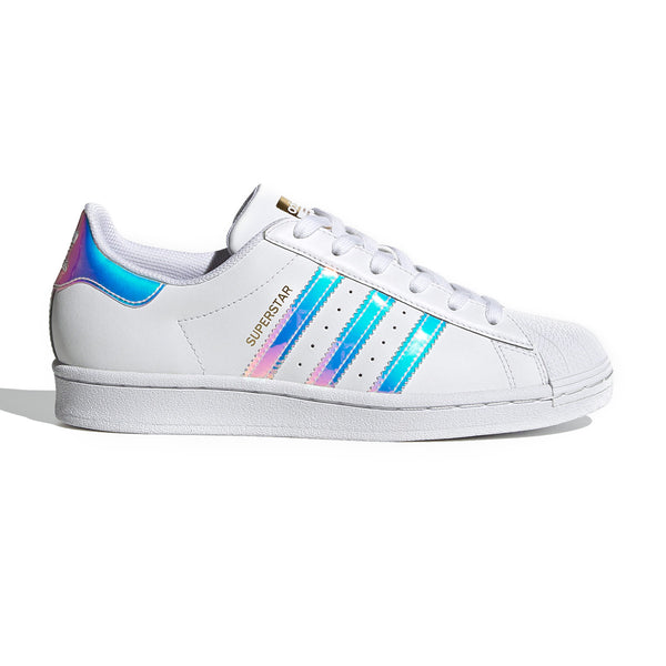 Wmns Superstar 'White Iridescent'