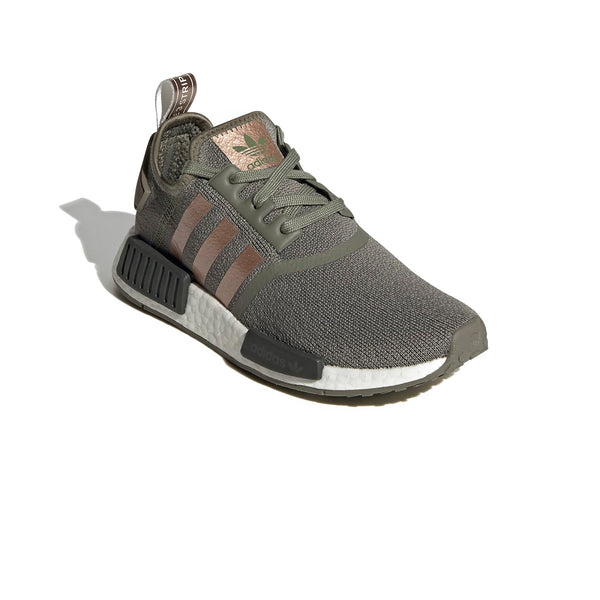 W NMD_R1 'Metallic Formstrip - Legacy Green'