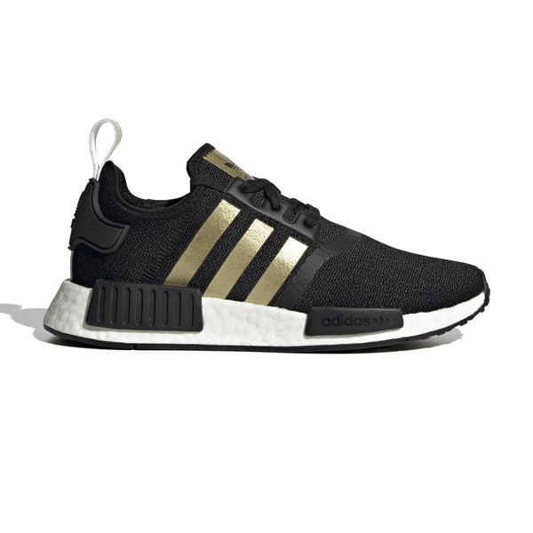 Wmns NMD_R1 'Metallic Formstrip - Core Black'