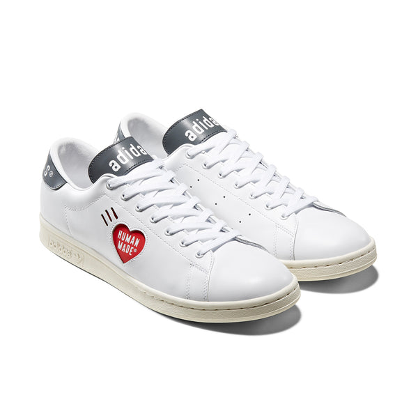 + HUMAN MADE Stan Smith 'White Grey'