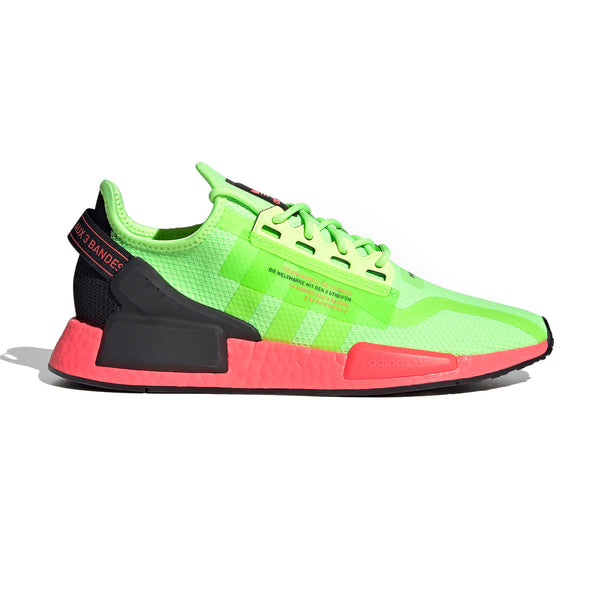 NMD_R1 V2 'Watermelon Pack - Signal Green'