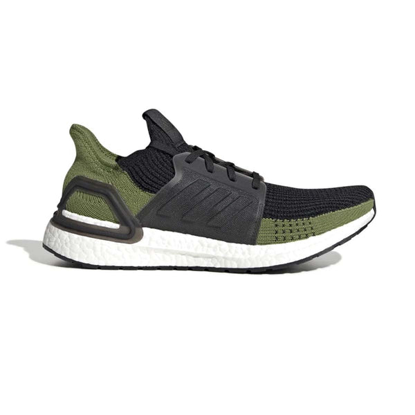 adidas Ultraboost 19 CORE BLACK / CORE BLACK / TECH OLIVE