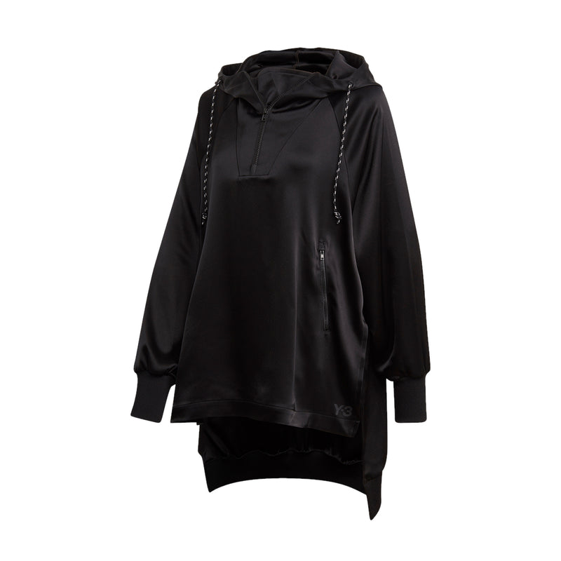 CH3 Tech Silk Hooded Top