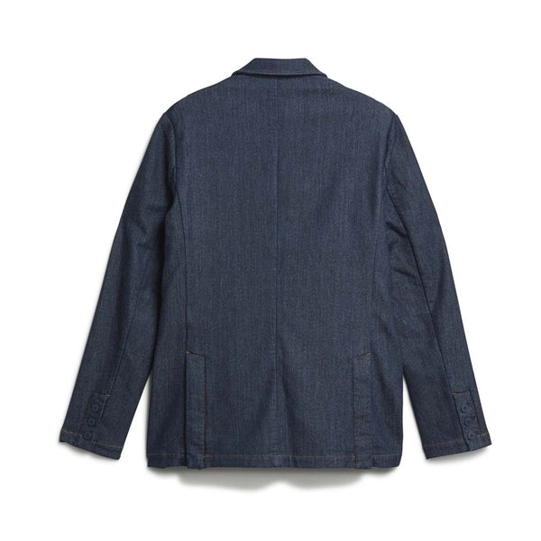 + Human Made Denim Blazer