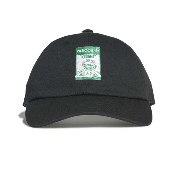 + Disney Kermit 'Not Easy Being Green' Dad Cap