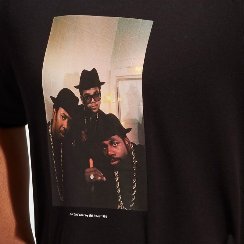 + Run DMC Photo Tee