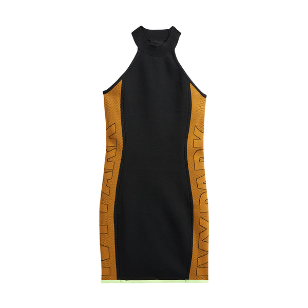 + IVY PARK Knit Logo Dress