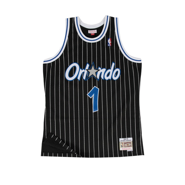 NBA Hardwood Classics Swingman Jersey Orlando Magic Penny Hardaway 1994-95