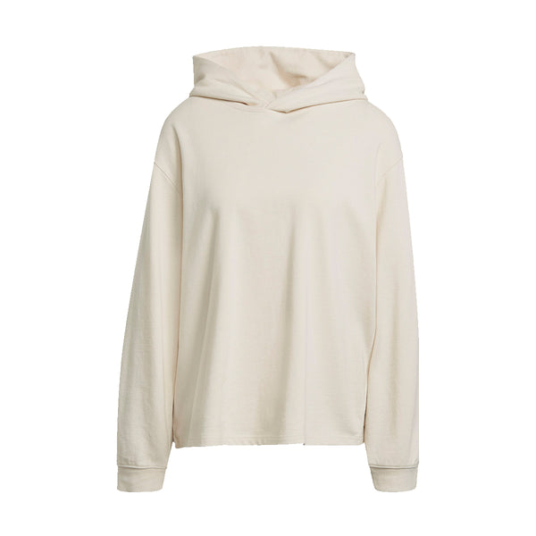 CH3 Raw Terry Floral Hoodie 'Undyed'