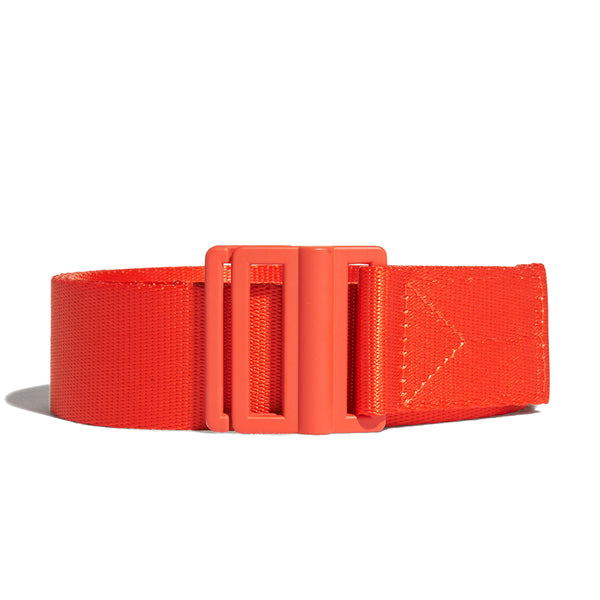 CL Logo Belt 'Blaze Orange'