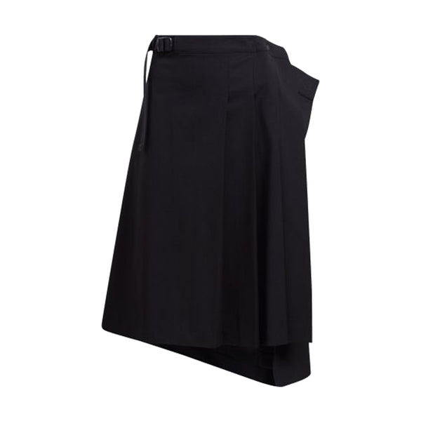 CL Refined Wool Stretch Skirt