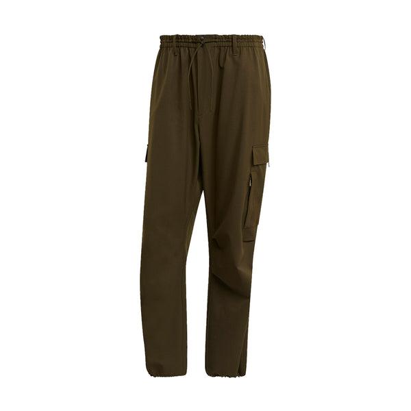CL Refined Wool Stretch Cargo Pants