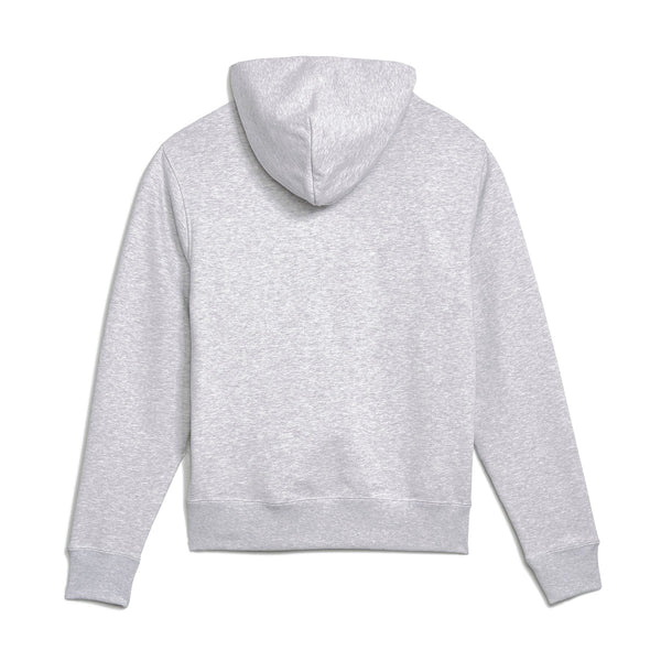 + Pharrell Williams Basics Hoodie 'Light Grey Heather'