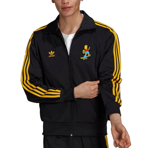 + The Simpsons™ & © 20th Television Firebird Track Top