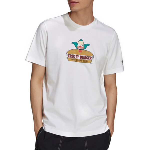 + The Simpsons™ & © 20th Television Krusty Burger Tee