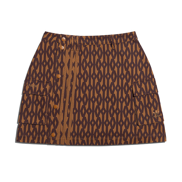 + IVY PARK Crop Monogram Skirt