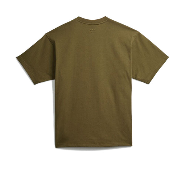 + Pharrell Williams Basics Shirt 'Olive Cargo'
