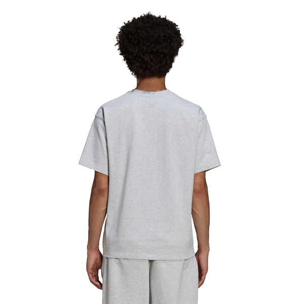 + Pharrell Williams Basics Shirt 'Light Grey Heather'