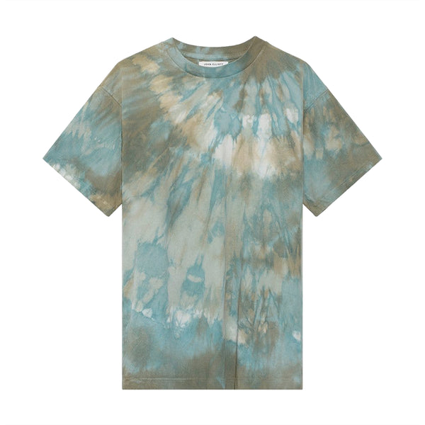 University Tee 'Sorrel Tie Dye'