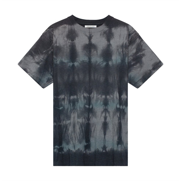 University Tee 'Surface Tie Dye'