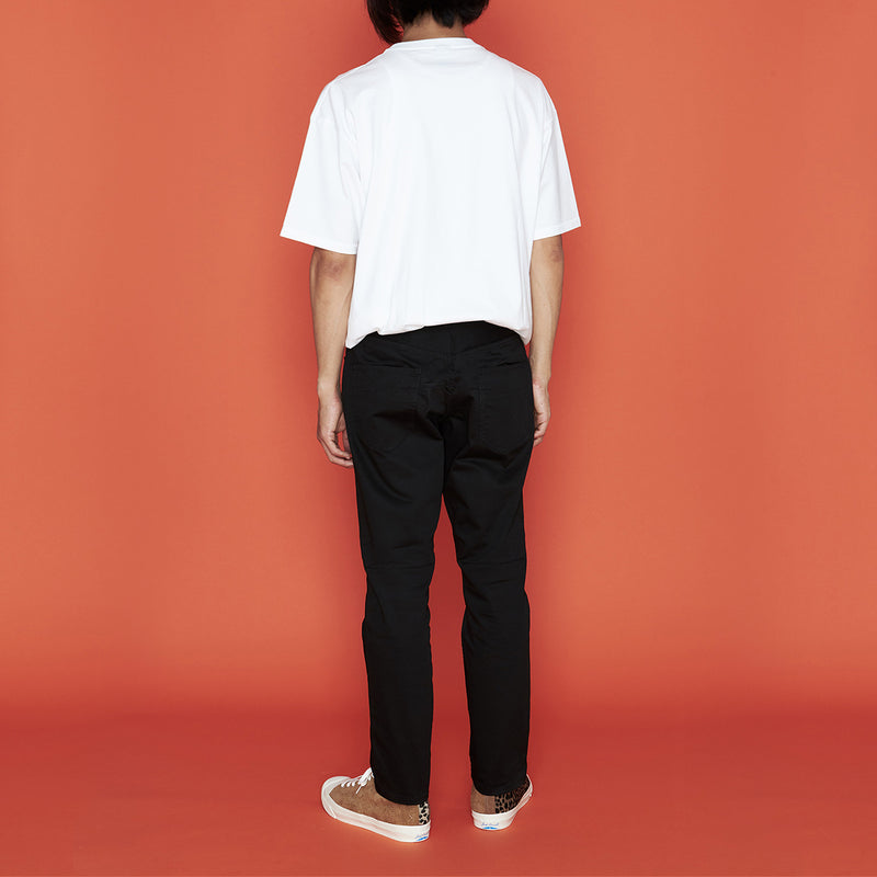 + SBTG TAPERED STRETCH CHINO (WASHED)