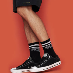 + SBTG N(N) SOCKS BLACK