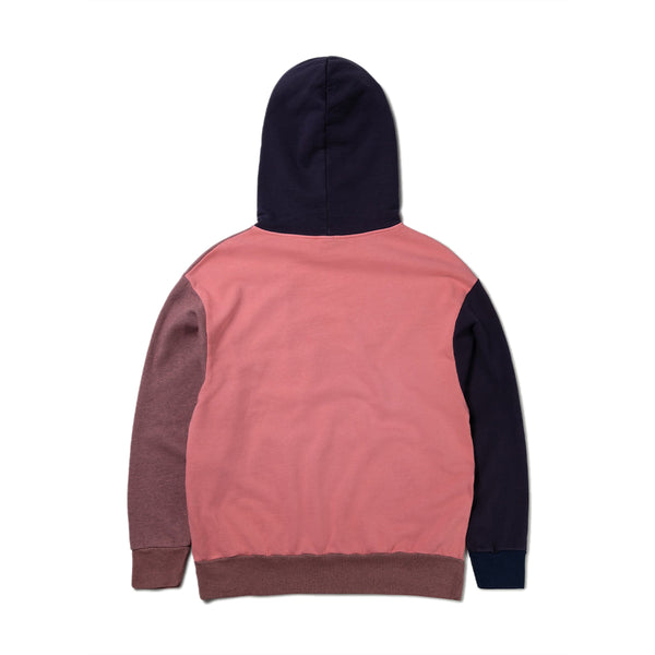 OD Colour-Block Temple Hoodie