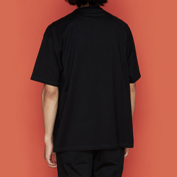 + SBTG BIG T-SHIRT #1 BLACK