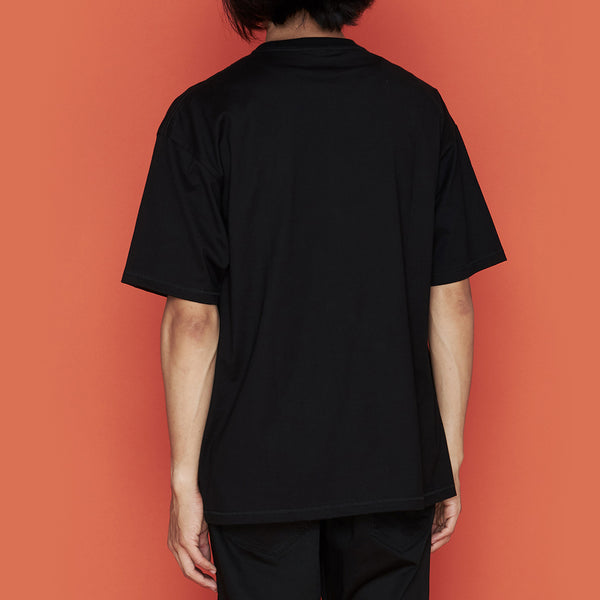 + SBTG BIG T-SHIRT #3 BLACK
