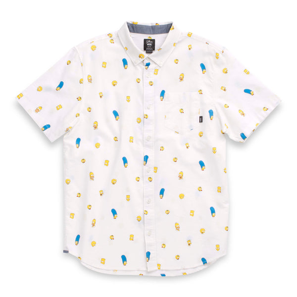 + The Simpsons Houser Short Sleeve Shirt