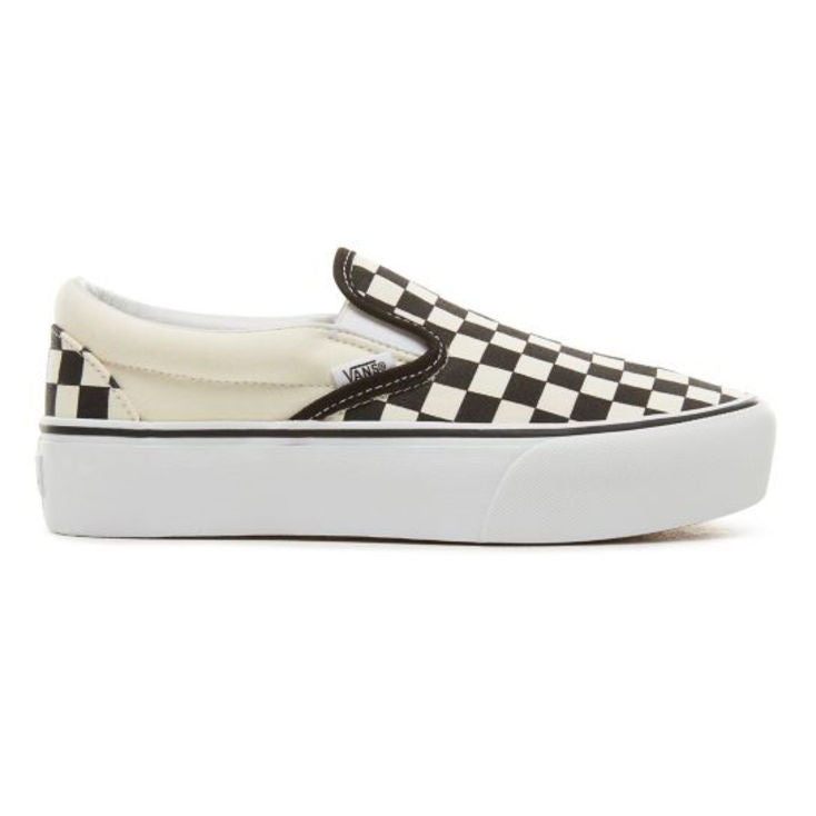 Classic Slip-On Platform 'Checkerboard'