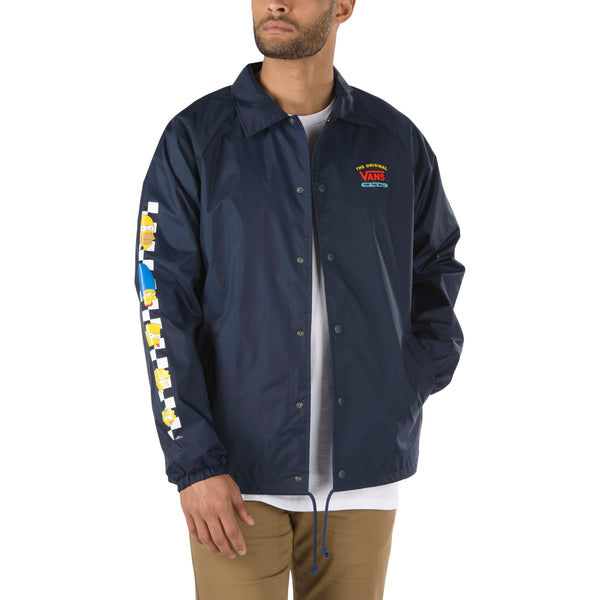 + The Simpsons Torrey Coach Jacket