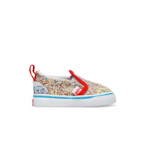 + Where's Waldo? Toddlers Slip On V
